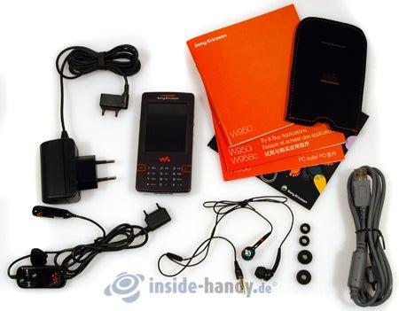 Test des Sony Ericsson W950i-3