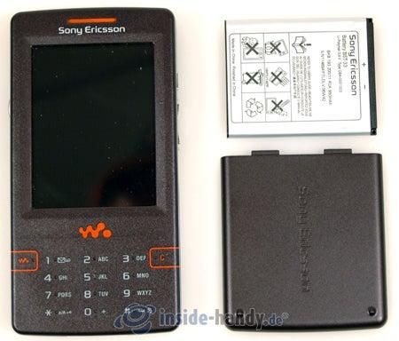 Test des Sony Ericsson W950i-33