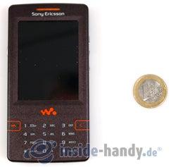 Test des Sony Ericsson W950i-6