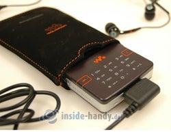 Test des Sony Ericsson W950i-9