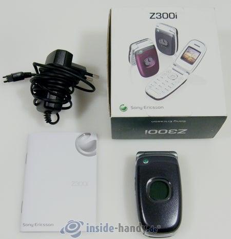 Test des Sony Ericsson Z300i-2