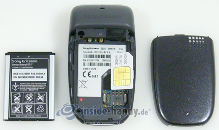 Test des Sony Ericsson Z300i-3
