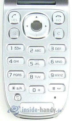 Test des Sony Ericsson Z300i-4