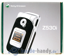 Test des Sony Ericsson Z530i-2