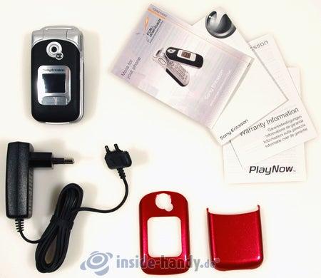 Test des Sony Ericsson Z530i-3