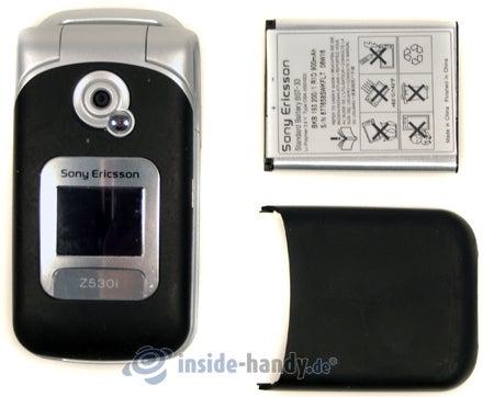 Test des Sony Ericsson Z530i-32