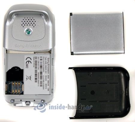 Test des Sony Ericsson Z530i-4