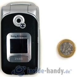 Test des Sony Ericsson Z530i-6
