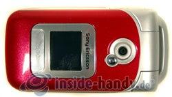 Test des Sony Ericsson Z530i-7