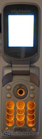 Test des Sony Ericsson Z530i-9