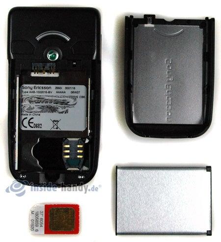 Test des Sony Ericsson Z550i-3