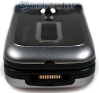 Test des Sony Ericsson Z550i-32