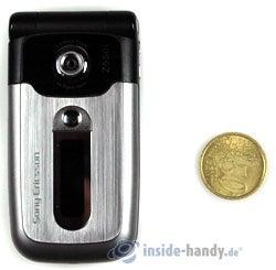 Test des Sony Ericsson Z550i-5