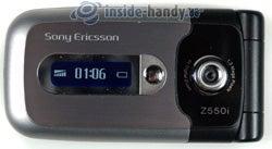 Test des Sony Ericsson Z550i-8