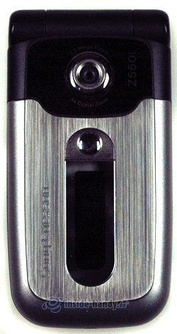 Test des Sony Ericsson Z550i-9