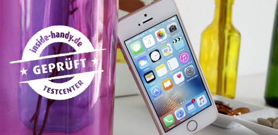 Testcenter Apple iPhone SE