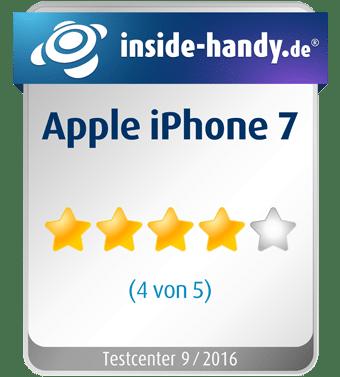 Testsiegel Apple Iphone7 Neu 340