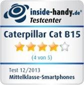 Testsiegel Caterpillar Cat B15