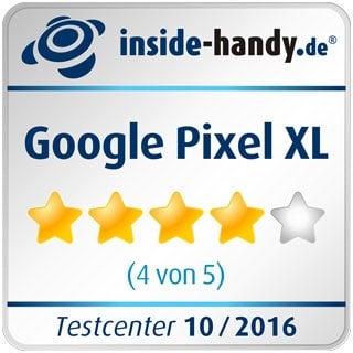 Test-Siegel Google Pixel XL