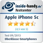 Testsiegel iPhone 5c