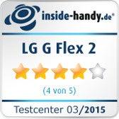 Testsiegel LG G Flex 2