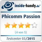 Testsiegel Phicomm Passion