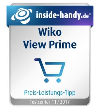 Testsiegel Preis-Leistung Wiko View Prime
