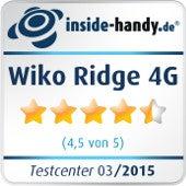 Testsiegel Wiko Ridge 4G
