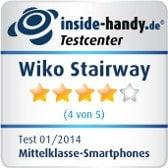 Testsiegel Wiko Stairway
