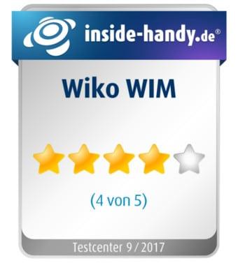 Testsiegel Wiko WIM