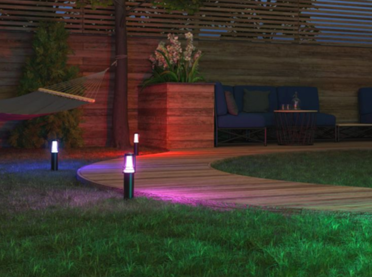 Tint Outdoor-Leuchte Petunia