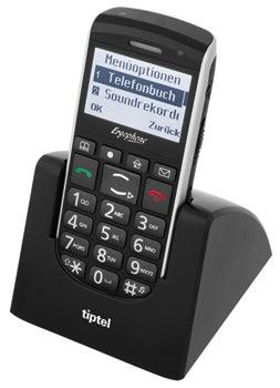 tiptel ergophone 6040 preis g nstig kaufen mit und ohne vertrag. Black Bedroom Furniture Sets. Home Design Ideas