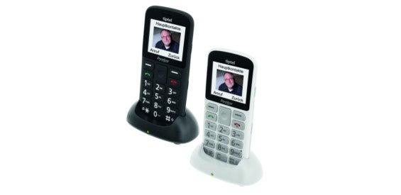 Tiptel Ergophone 6180/6181