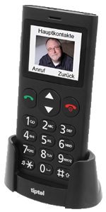 tiptel Ergophone 6260 Datenblatt - Foto des tiptel Ergophone 6260