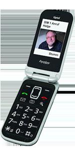 tiptel tiptel Ergophone 6120/6122 Datenblatt - Foto des tiptel tiptel Ergophone 6120/6122