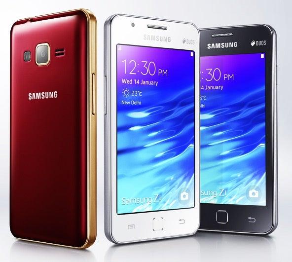 Tizen-Phone Samsung Z1