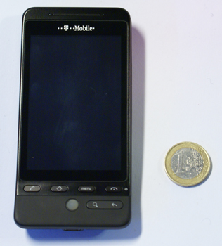 T-Mobile G2 Touch