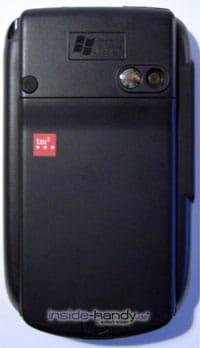 T-Mobile MDA 3 - Rückseite