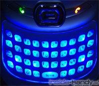 T-Mobile MDA 3 - Tastaturbeleuchtung