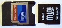 T-Mobile SDA music - Speicherkartenadapter