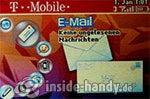 T-Mobile Sidekick 3: E-Mail