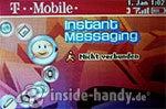 T-Mobile Sidekick 3: Instant Messaging
