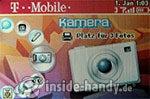 T-Mobile Sidekick 3: Kamera