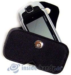 T-Mobile Sidekick 3: mit Tasche