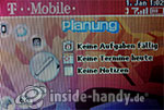 T-Mobile Sidekick 3: Planung