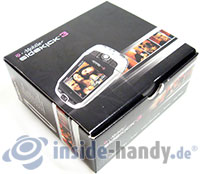 T-Mobile Sidekick 3: Verpackung