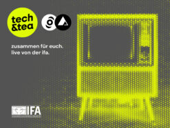Tech&Tea: Livestream IFA 2020 inside digital & NextPit