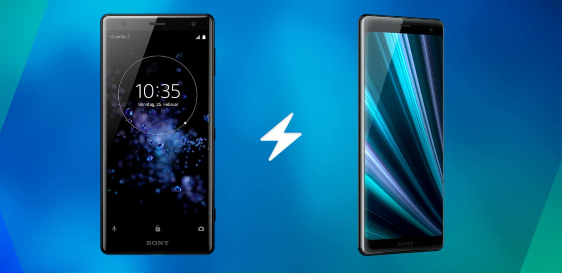 Topnews XZ2 vs XZ3