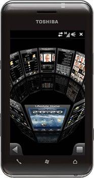 Toshiba TG02 Datenblatt - Foto des Toshiba TG02