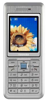 Toshiba TS608 Datenblatt - Foto des Toshiba TS608